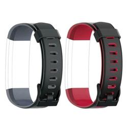 Letsfit Fitness Tracker with Heart Rate Monitor, Color Scree