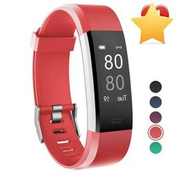 Willful Fitness Tracker With Heart Rate Monitor, Fitness Wat