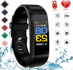 Fitness Tracker HR, Activity Tracker Watch with Heart Rate M