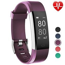 Fitness Tracker with Heart Rate Monitor,Willful Fitness Watc