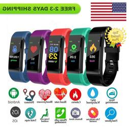 Fitness Tracker with Heart Rate Monitor Fitness Watch Activi