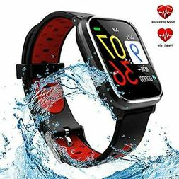 Fitness Trackers Smart Watch, With Heart Rate Monitor Activi
