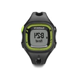 Garmin Forerunner 15 Bundle Small, Black/Green