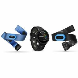 Garmin Forerunner 735XT Tri-Bundle Black/Grey