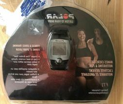 Polar - FT1 Heart Rate Monitor - Black NEW IN BOX, Free Ship