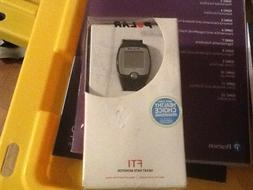 Polar FT1 Heart Rate Monitor Digital Watch Black Gray