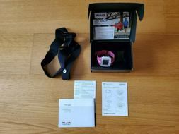 Polar FT4F Fitness Training Heart Rate Monitor Watch Purple/