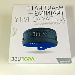 Mio Fuse Continuous Heart Rate Training All Day activity Sma