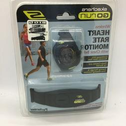Skechers Go Run Wireless Heart Rate Monitor With Chest Belt