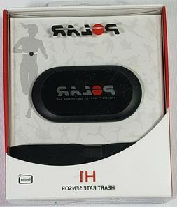 Polar H1 Heart Rate Sensor with Pro Chest Strap, Black M-XXL