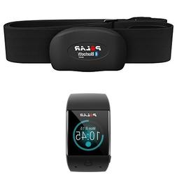 Polar H7 Bluetooth Heart Rate Sensor & Fitness Tracker  with