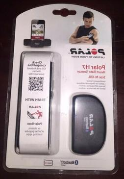 Polar H7 Heart Rate Sensor Brand New Sealed Package!