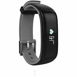 health fitness trackers with heart rate monitor