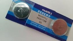 HEART RATE MONITOR BATTERY 2025 , 2 Pcs. EXPIRE. By 2024