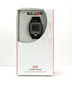 Polar Heart Rate Monitor FT1 Open Box Free Shipping.