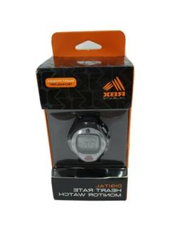 RBX Heart Rate Monitor Watch Calorie Counter
