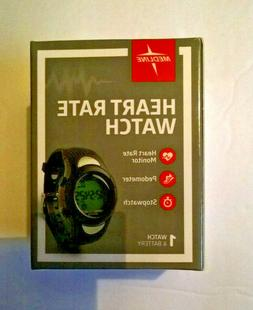 Heart Rate Monitor Watch MEDLINE Pedometer and Stopwatch...