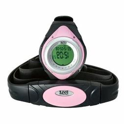 Heart Rate Monitor Watch W/Minimum, Average Heart Rate, Calo