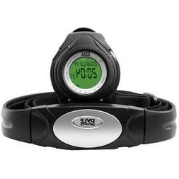 Pyle PHRM38PN Heart Rate Monitor Watch with Minimum Average