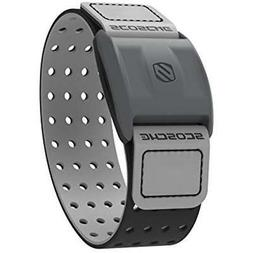 Heart Rate Monitors Rhythm+ Armband - Optical With Dual Band