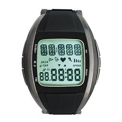 Generic Heart Rate Watch with Wireless Chest Strap