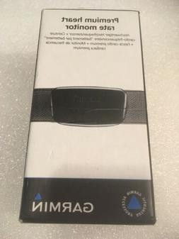 Garmin HRM-SS Premium Heart Rate Monitor With ANT+ New