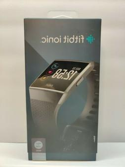 Fitbit - Ionic Smartwatch - Charcoal/smoke gray