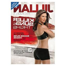 Jillian Michaels Killer Buns & Thighs DVD, 1 ea
