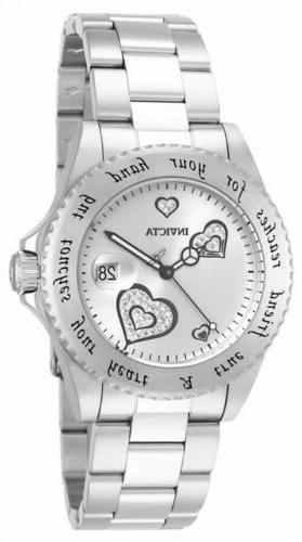 Invicta Women's 14729 Angel Analog Display Japanese Quartz S