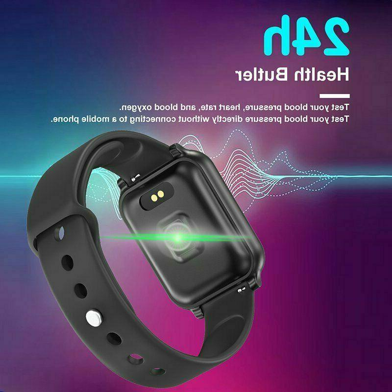 2020 Touch Watch Women Rate For IOS Waterproof