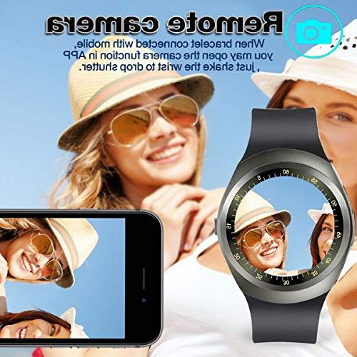Smart with Heart Blood Pressure for Men Women with Tracker Sync for iOS Christmas Holiday Electronic