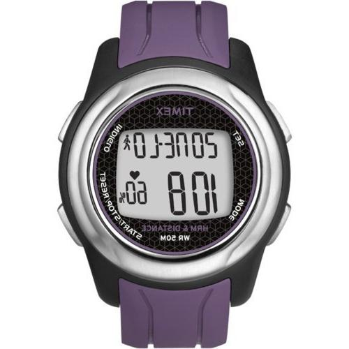 Timex T5K560 Health Touch Monitor Watch