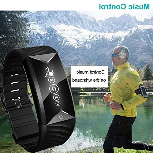 Willful Fitness Tracker, Watch Rate Watch Step Calories Monitor Cycling Vibration Women