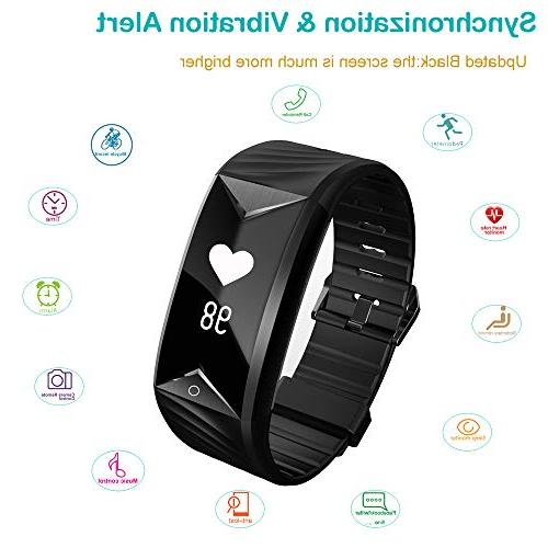 Willful Watch Activity Tracker,IP67 Step Calories Monitor Cycling Tracker Alarms,Pedometer Women