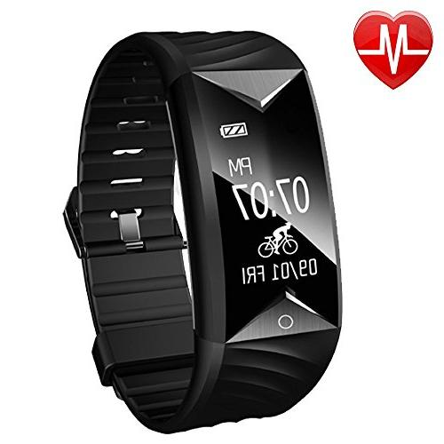 Willful Fitness Tracker, Fitness Watch Heart Rate Monitor Wa