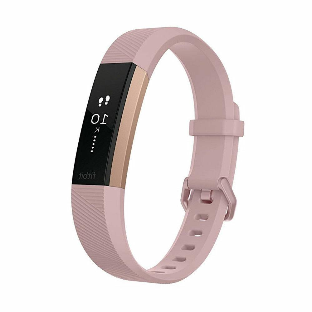Fitbit Alta HR Fitness Tracker & Heart Rate Monitor Soft Pin