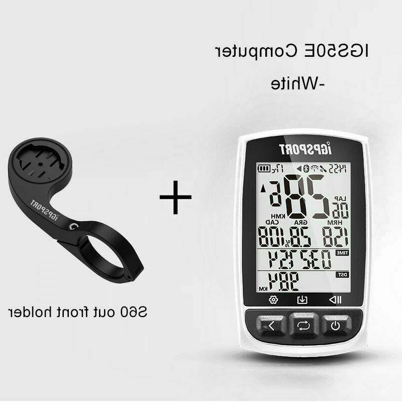 IGPSPORT ANT+GPS IGS50E Wireless with Optional Accessaries HEART