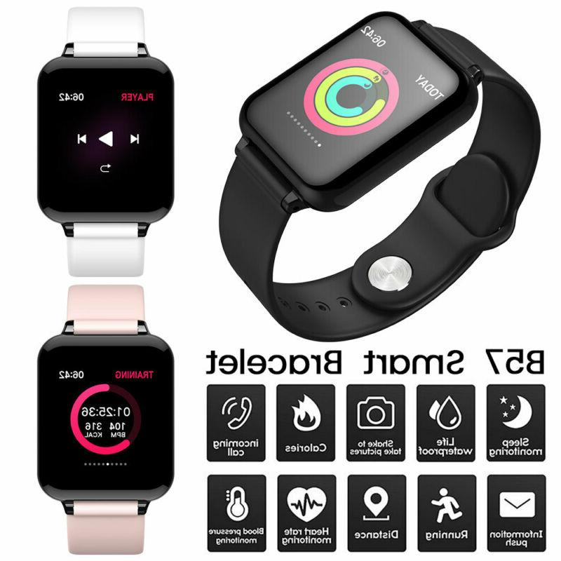 b57 sport smart watch health monitor heart