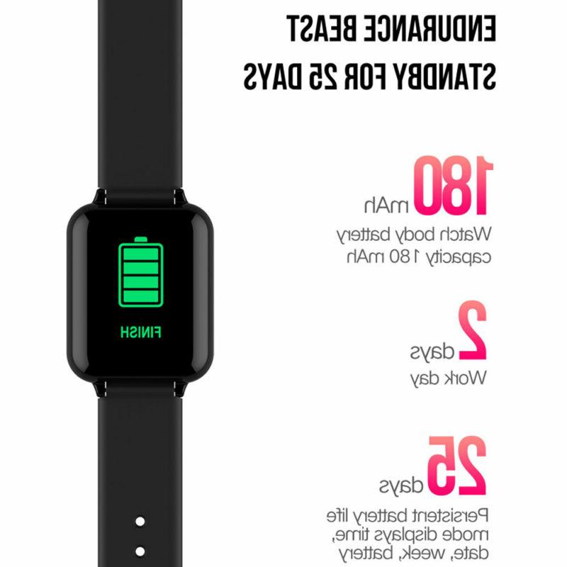 IP67 Waterproof Watch Rate Monitor Sports