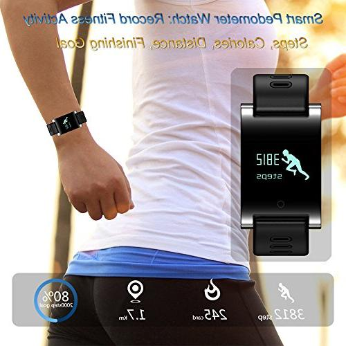 kingkok Touch Personal Fitness Tracker Rate
