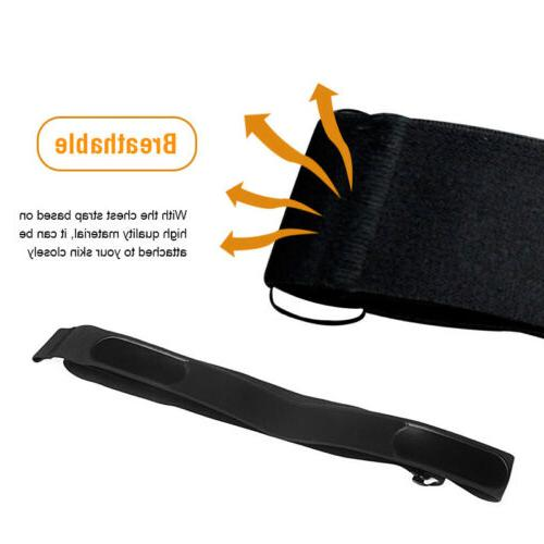 Bluetooth Wireless Rate Monitor Strap Outdoor