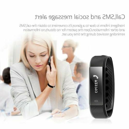 Bluetooth Heart Rate Monitor Fitness Tracker