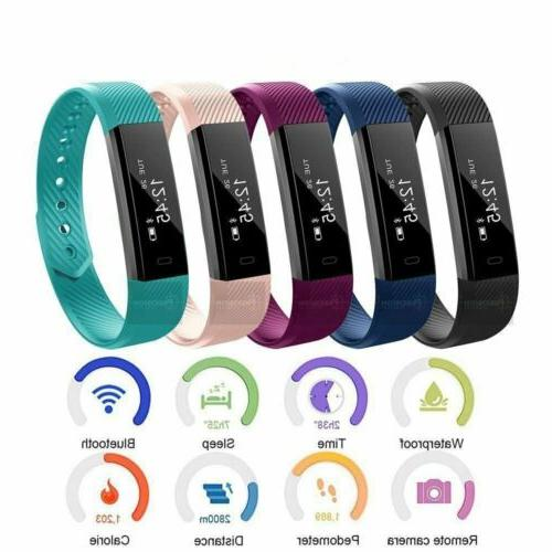 bluetooth smart bracelet heart rate monitor fitness