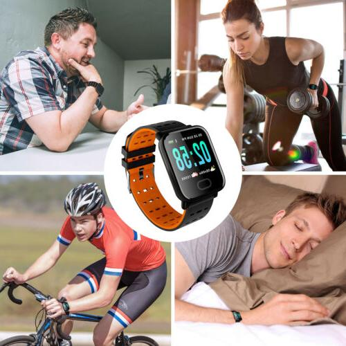 Bluetooth Pressure Heart Rate Monitor Fitness