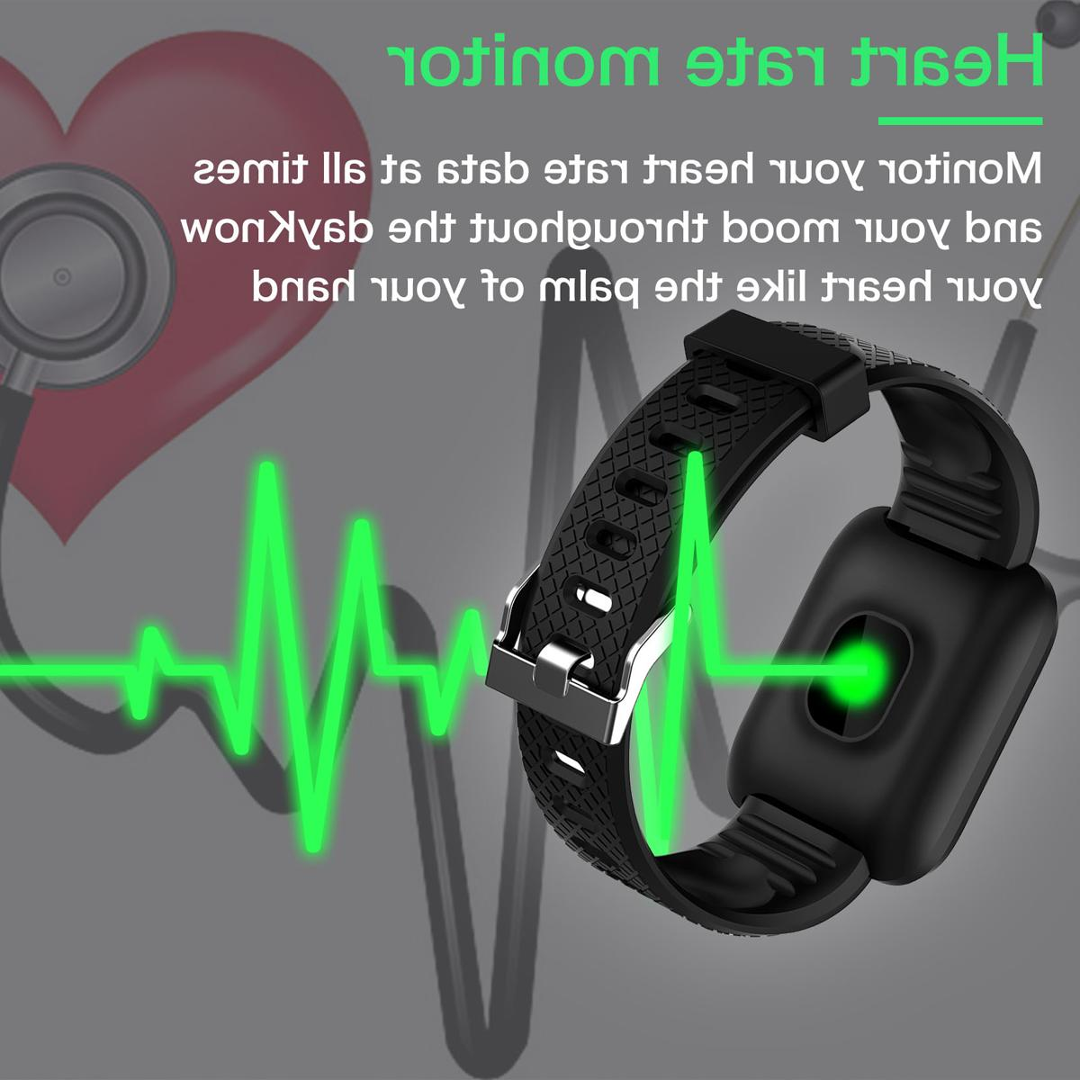 Bluetooth Smart Rate Oxygen Sport Fitness US