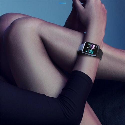 Bluetooth Heart Rate Blood Fitness US Stock