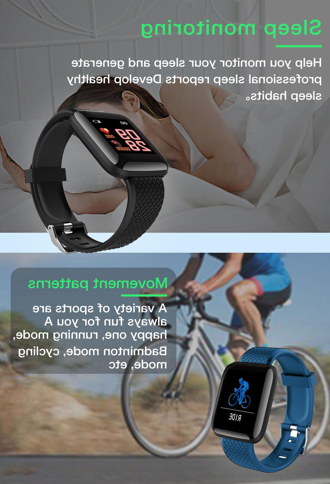 Bluetooth Rate Fitness