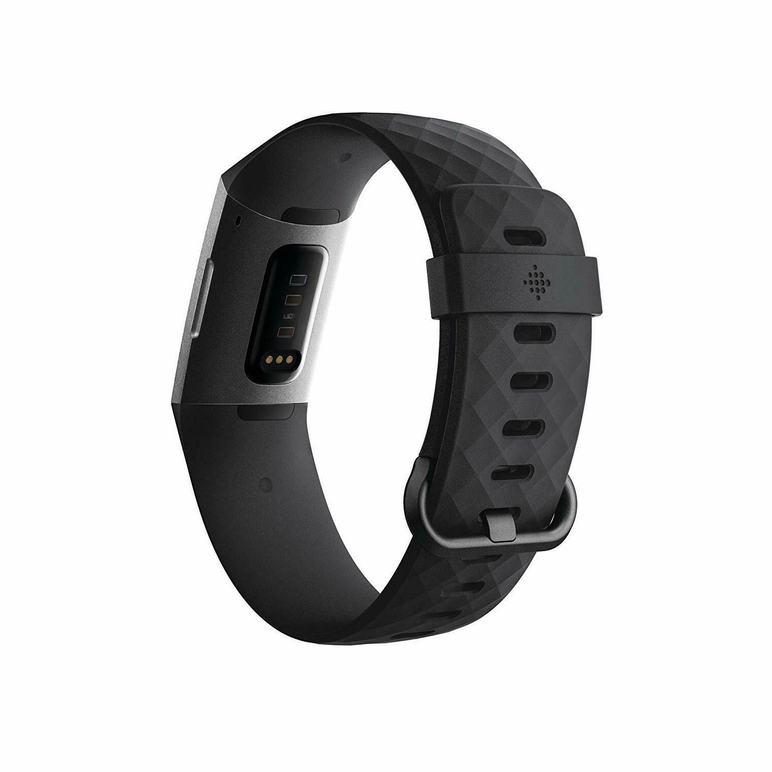 Fitbit Charge Activity Graphite/Black, One Size S & Bands
