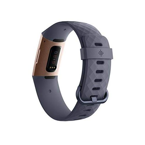 Fitbit Charge 3 Fitness Activity Grey, One