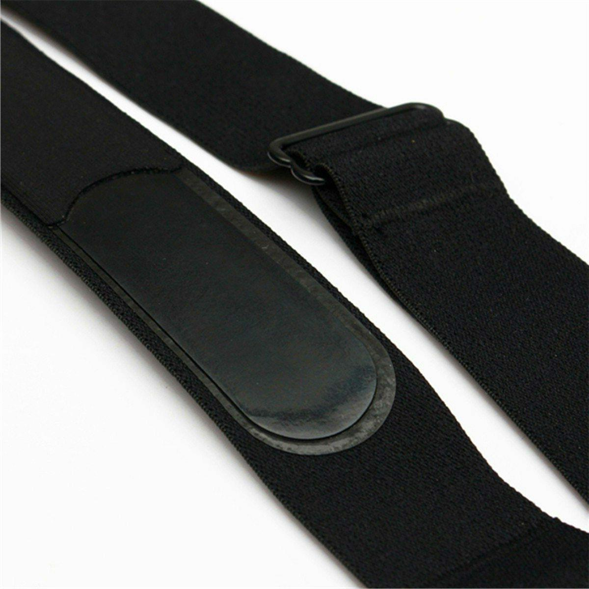 Chest belt soft strap for Wahoo, Garmin, Heart Rate monitor